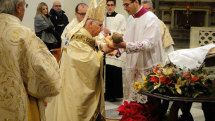 vescovo epifania
