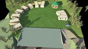 Il progetto del Villaggio della Carità di Lamezia Terme