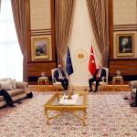 """Von der Leyen su Erdogan-Michel: """"Mi sono sentita sola"""""""