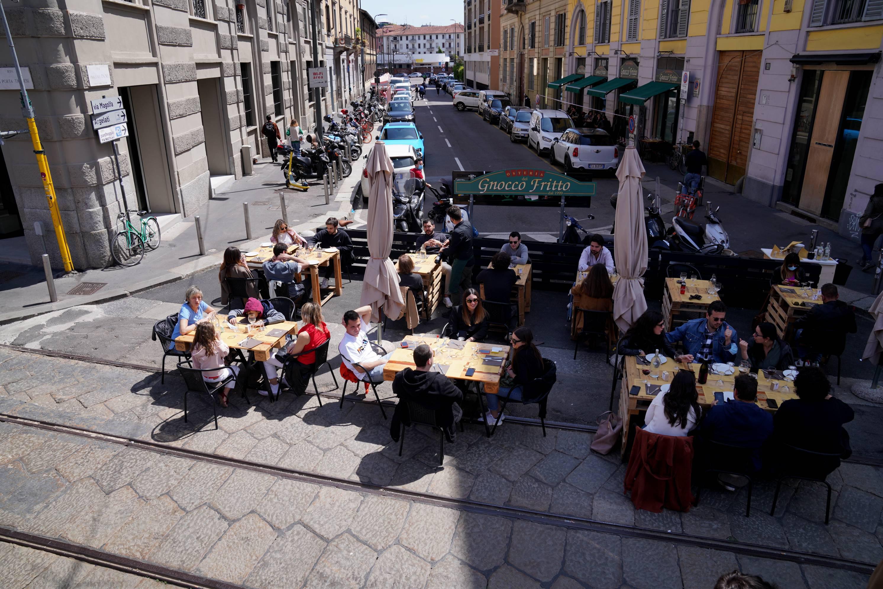 Zona gialla, regole da Lombardia a Lazio